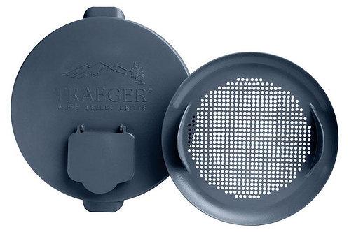 Traeger Plastic Pellet Bucket Lid and Filter Fits Traeger Steel