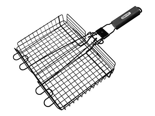 Grill Mark Grill Basket for Fish or Veggies/ camping