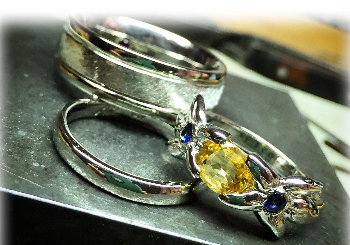 alysia roberts chicago custom engagement rings handmade