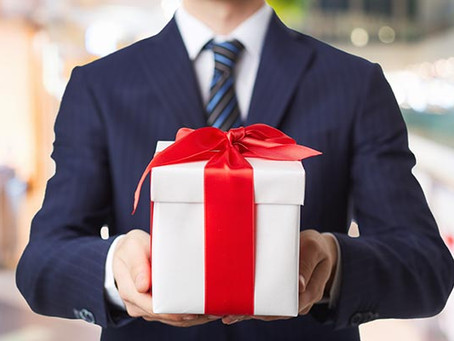 Gift Giving 101 - For Bosses, that is!