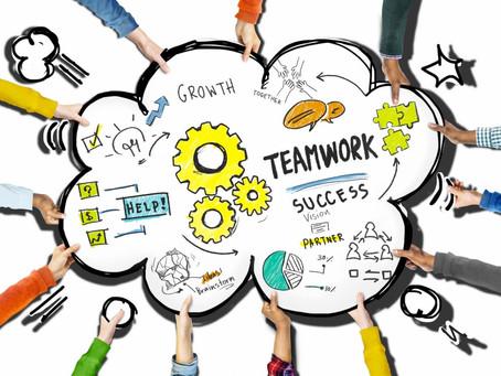Teamwork Makes The...