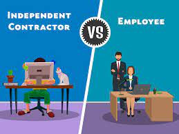 Are you an employee or a contractor?