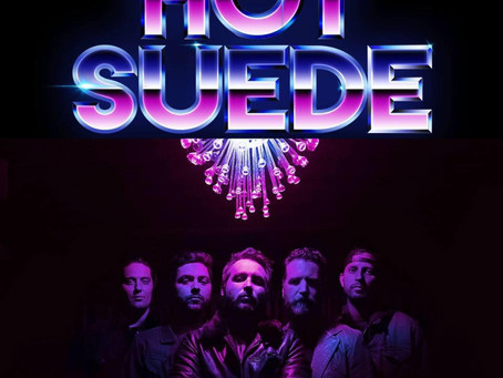 HOT SUEDE to release self-titled debut on May 17, 2019