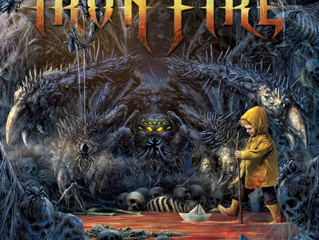 "IRON FIRE ""Beyond the Void"""