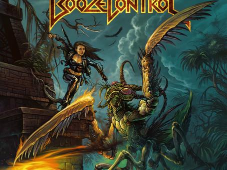 """BOOZE CONTROL """"Forgotten Lands"""""""