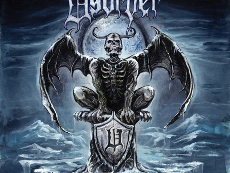 "USURPER ""Lords of the Permafrost"""