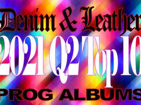 2021 D&L Q2 Top 10 Prog Albums