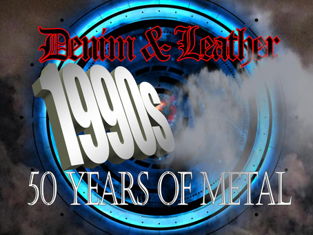 50 YEARS OF METAL
