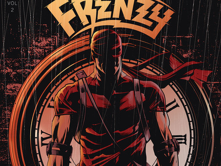 """FRENZY """"Blind Justice"""""""