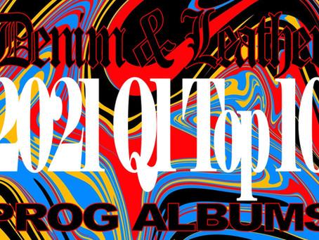 2021 D&L Q1 Top 10 Prog Albums