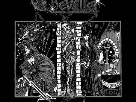 CHEVALIER to release full-length debut album on April 26, 2019