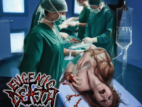 EUGENIC DEATH to release sophomore effort on March 15, 2019