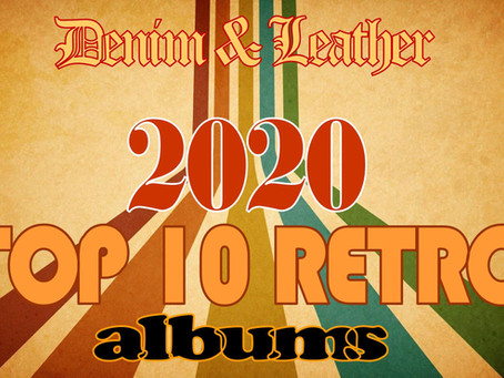 2020 TOP 10 RETRO ROCK ALBUMS