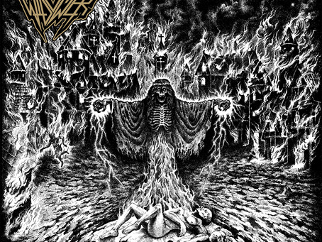 "WIDOWER ""Cataclysmic Sorcery"""