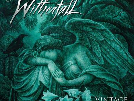 """WITHERFALL to release """"Vintage"""" EP on March 22nd 2019"""