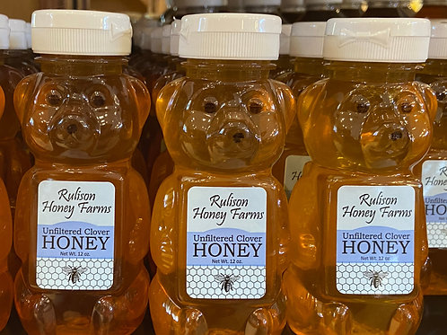 Clover Honey - 2lb