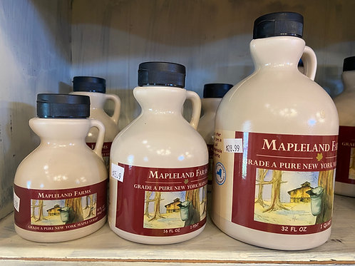 Maple Syrup - One Pint