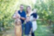 Kenny & Megan bowman & kids Kaleb, Kendr