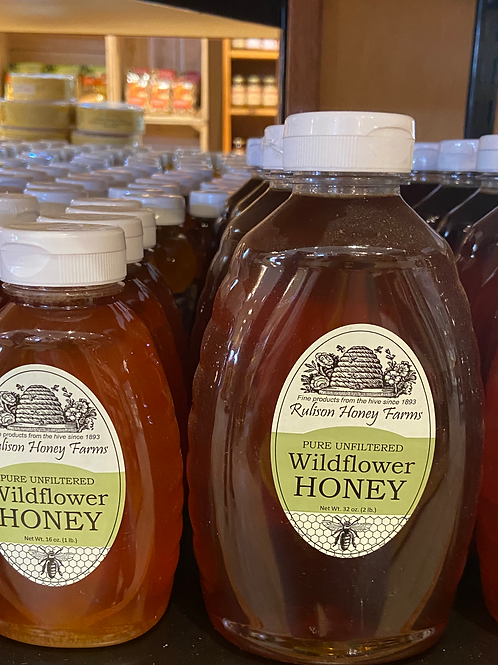 Wild Flower Honey - 2lb