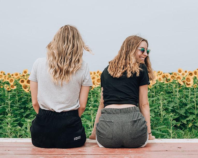 Girls in Sunflower Field Stock (3).jpg