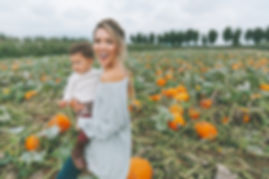 mother-and-daughter-in-a-pumpkin-patch-Q