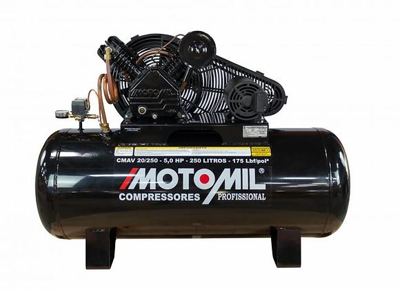 Compressor Motomil CMAV-20/250 PÉS