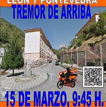 15 DE MARZO. INTER FROILANES LEON Y PONTEVEDRA. TREMOR DE ARRIBA