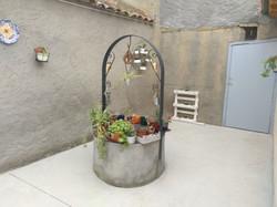 El patio - El Pozo