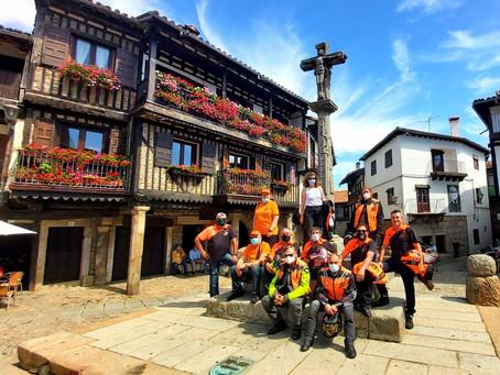 Casa Pita ofrece: Los Froilanes continúan recorriendo España con las motos.