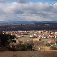 Vista San Justo y Astorga