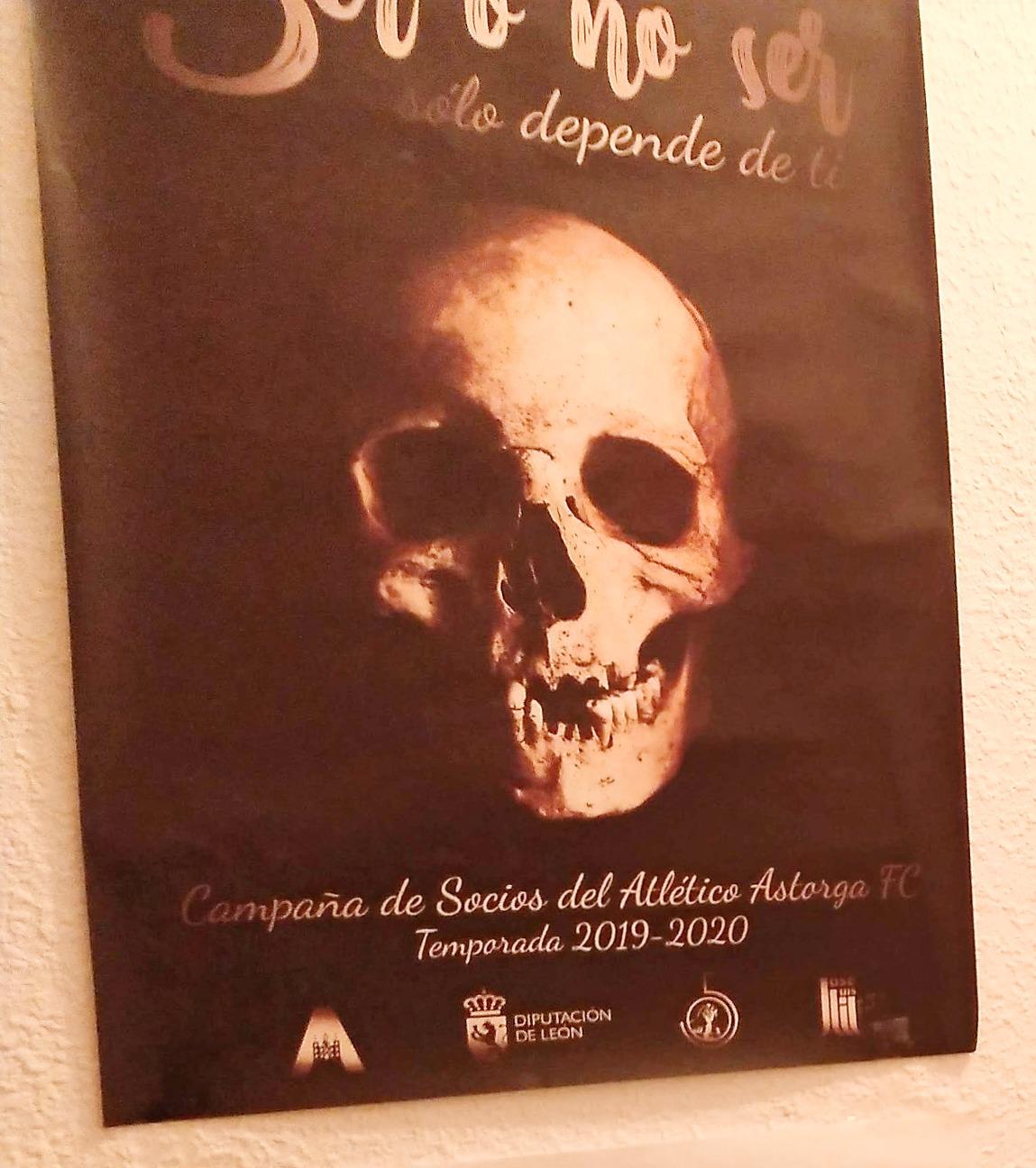 Colaborador Atlético Astorga 2019-20