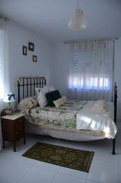 Dormitorio verde