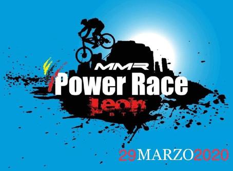 A poco de la POWER RACE LEON !! 29 de marzo 2020