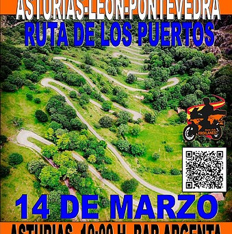 14 DE MARZO. INTER FROILANES. RUTA DE LOS PUERTOS