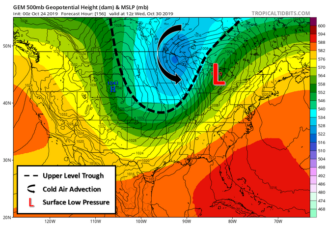 Potential Early Season Winter Storm?