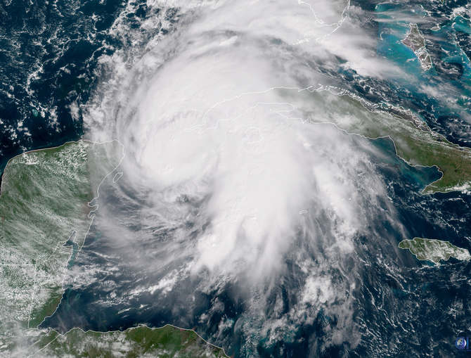 Major Hurricane Michael Will Soon Impact the Southeast United States