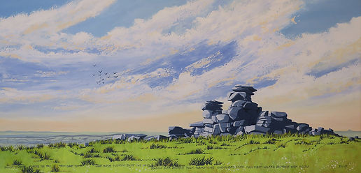 Sally O'Neill-Ancient Rocks_ Great Stapl