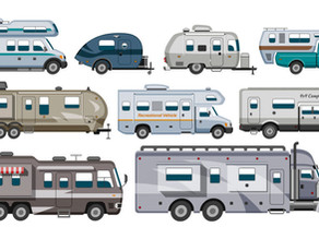 The Different Types of RV Classes for Future Nomads!