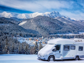 5 Tips For RV Life In The Winter Months