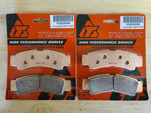 KRX 1000 Tusk front brake pads (pair)