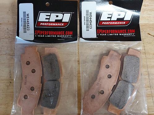 EPI KRX 1000 Brake pad set- front