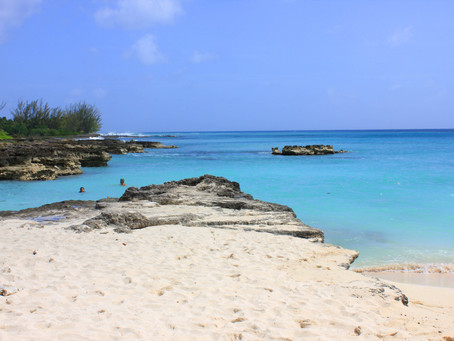Cayman Island Beach Spots