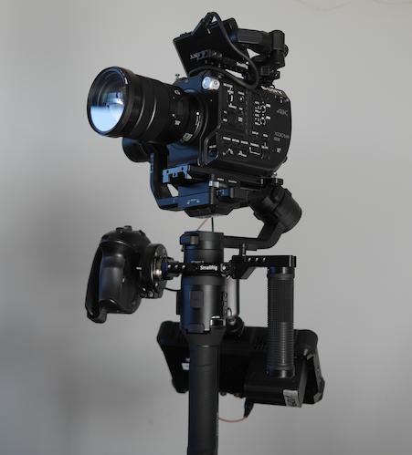 Sony FS5 35mm RAW High Speed