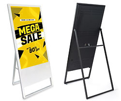 new zealand digital signage digital poster digital sandwich board