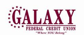 Galaxy FCU Name and Logo color rectangle