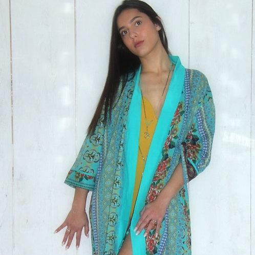 Kimono long 100% Coton