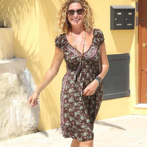 Robe courte d'été: Violetta