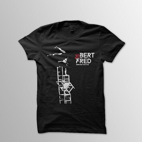 T-shirt acrobatic chairs - MEN