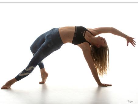 Le yoga en studio
