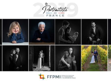 """""""Portraitiste de France 2019"""""""